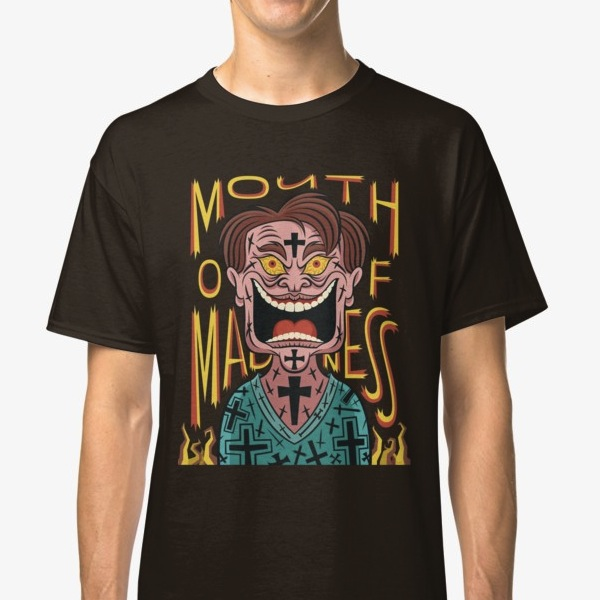 In the Mouth of Madness Classic T-Shirt