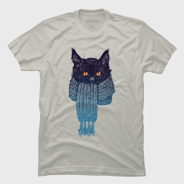 Its cold outside - Cat T-Shirts
