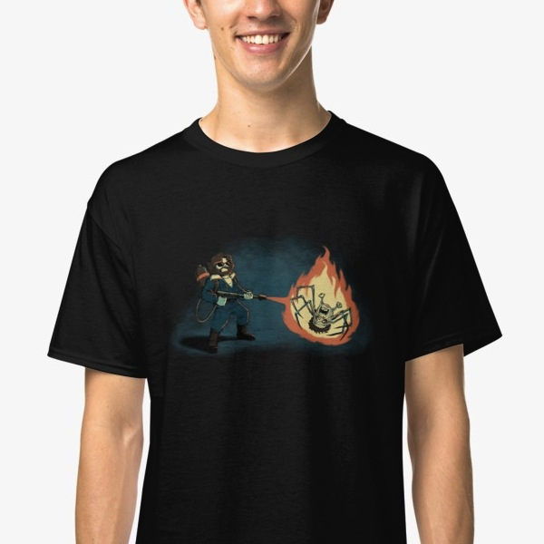KILL IT WITH FIRE Classic T-Shirt