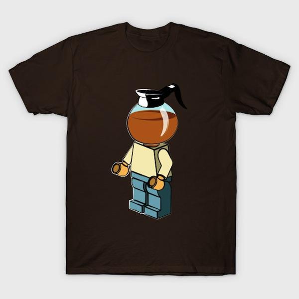 Leggo my coffee T-Shirts