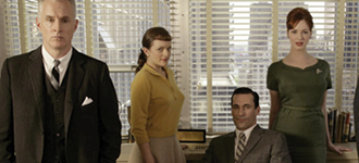 Mad Men Retro Tee Gallery