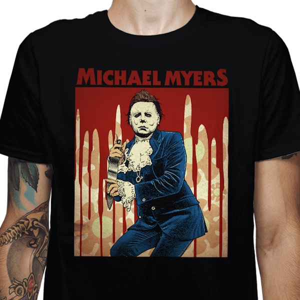 John Carpenter Movie Parody T-Shirts