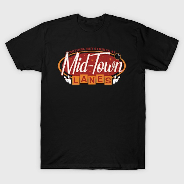 Mid-Town Lanes – Dark Tower T-Shirt