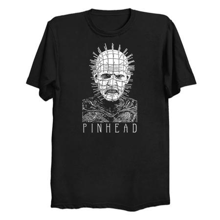 Pinhead - Horror Apparel
