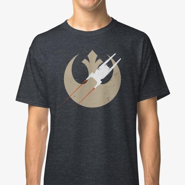 Rogue Wing - Star Wars T-Shirts