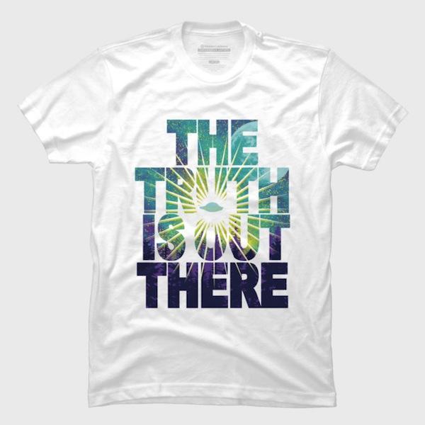 Seek The Truth - X-Files T-Shirts