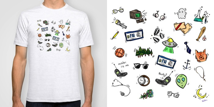 Spooky Doodles T-Shirts
