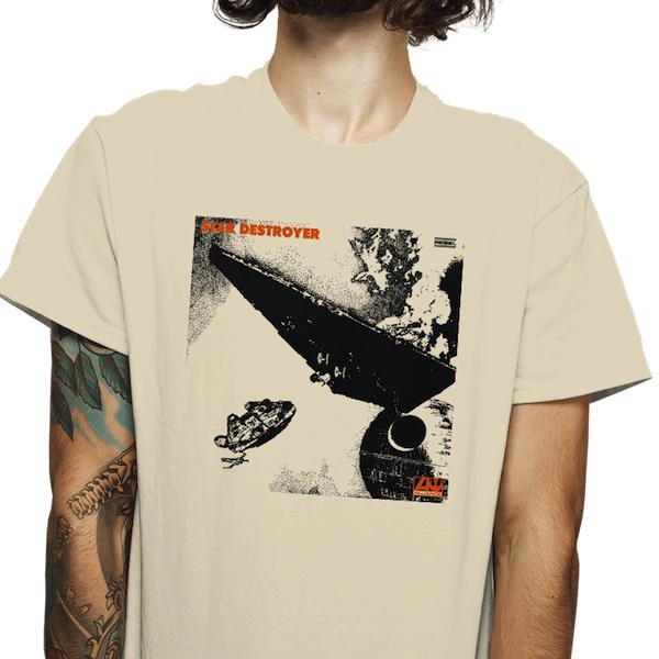 Star Destroyer - Gunny Star Wars T-Shirts