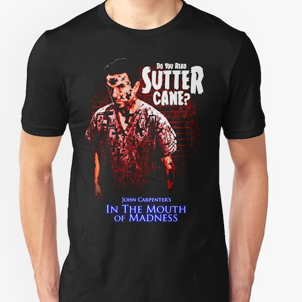 Sutter Cane Movie T-Shirts