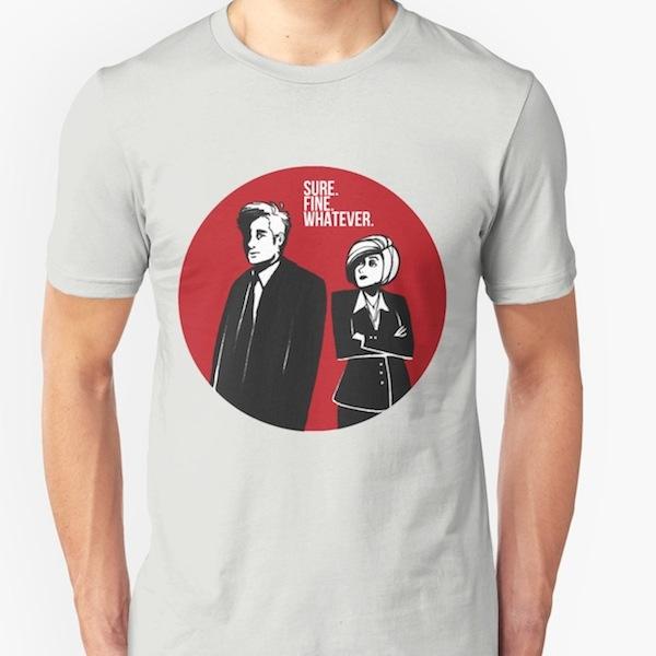 Syzygy - X Files T-Shirts