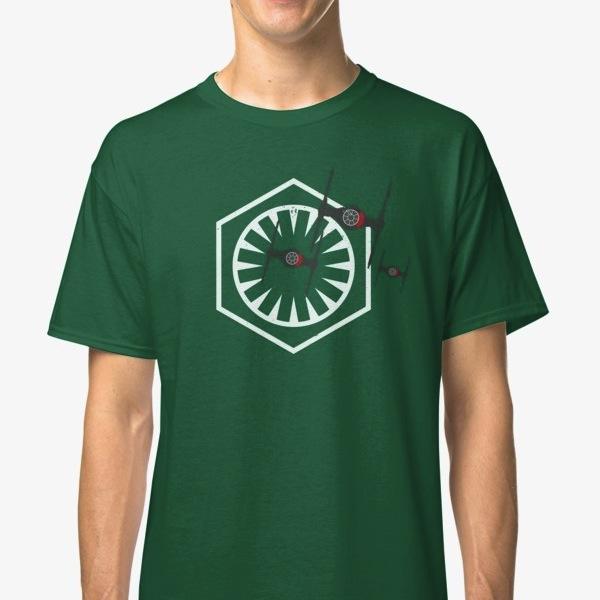 TFA TIE RED Classic T-Shirt