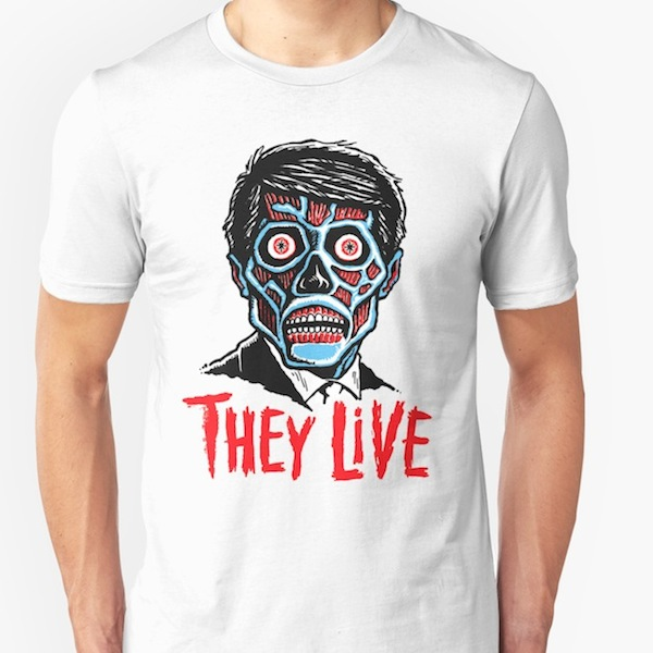 THEY LIVE - Movie T-Shirts