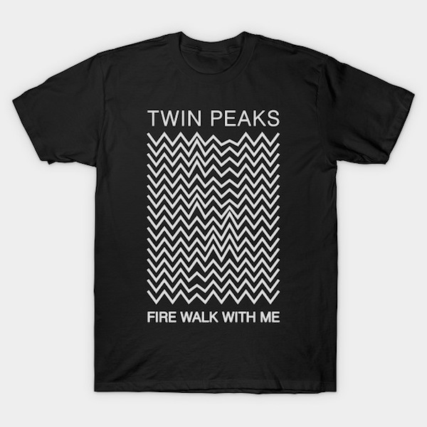 TWIN PEAKS DIVISION T-Shirt