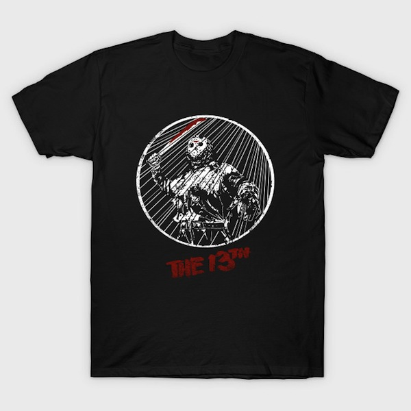 The 13th - Horror Movie T-Shirts
