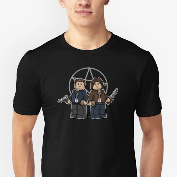 The Brickchesters T-Shirt