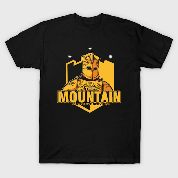 The Protector T-Shirt - Game of Thrones