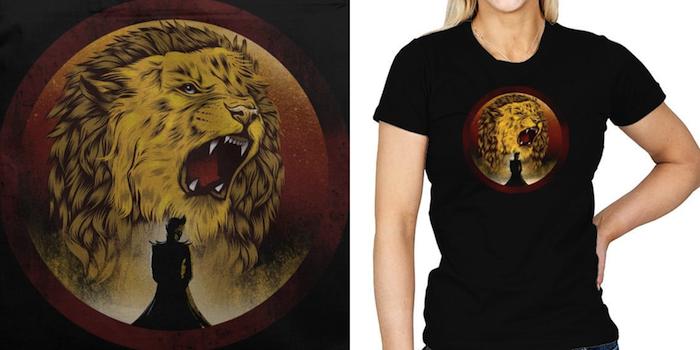 The Queen Regent - Game of Thrones T-Shirts