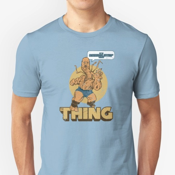 The Thing! Slim Fit T-Shirt
