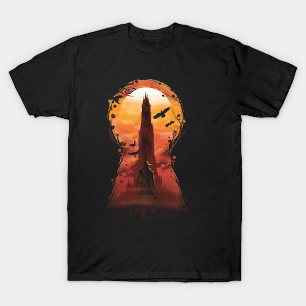 The Wind Through the Keyhole Tees