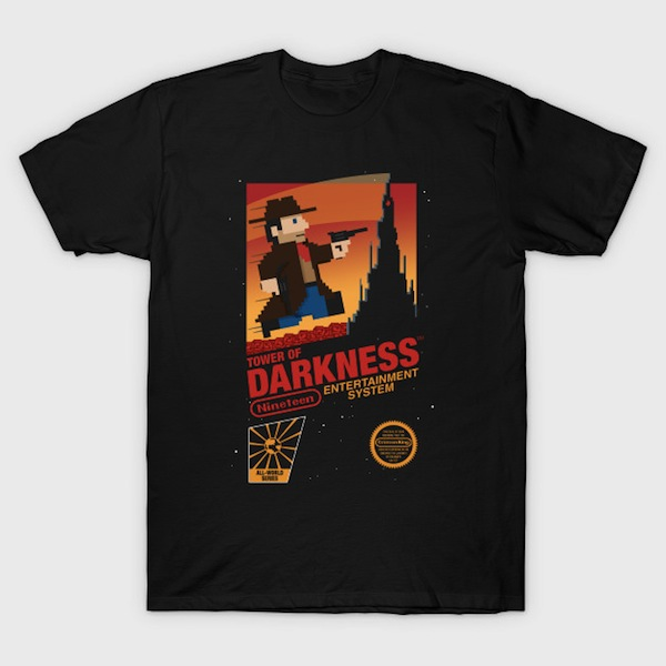 Tower of Darkness T-Shirts