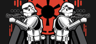 Vector Star Wars Tee Gallery