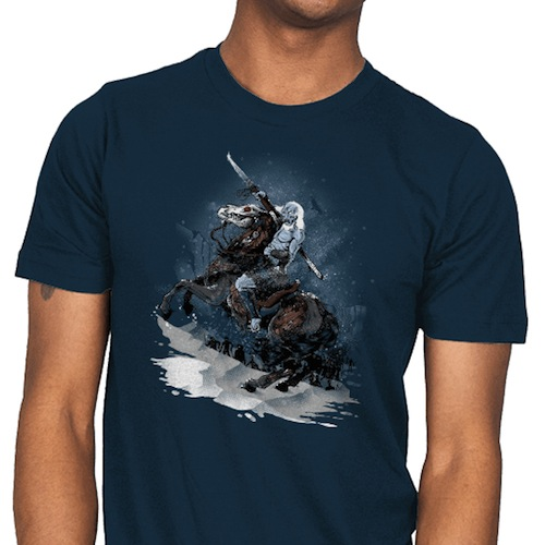 Walker Crossing - Game of Thrones T-Shirts