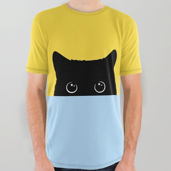 kitty - Graphic Tee