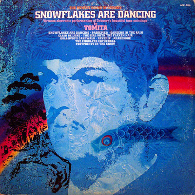 Tomita – Snowflakes Are Dancing (1974)