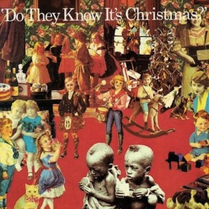 Band Aid – Do They Know It's Christmas? (1984)