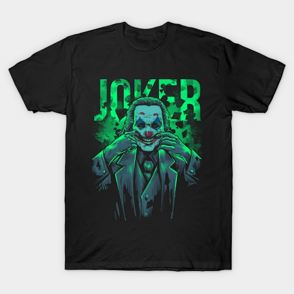 Joker 2019 Tees - by Bainha