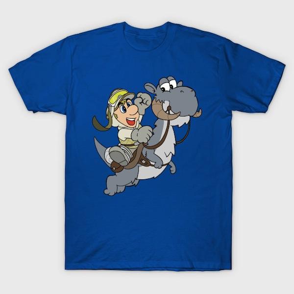 Super Skywalker World T-Shirts