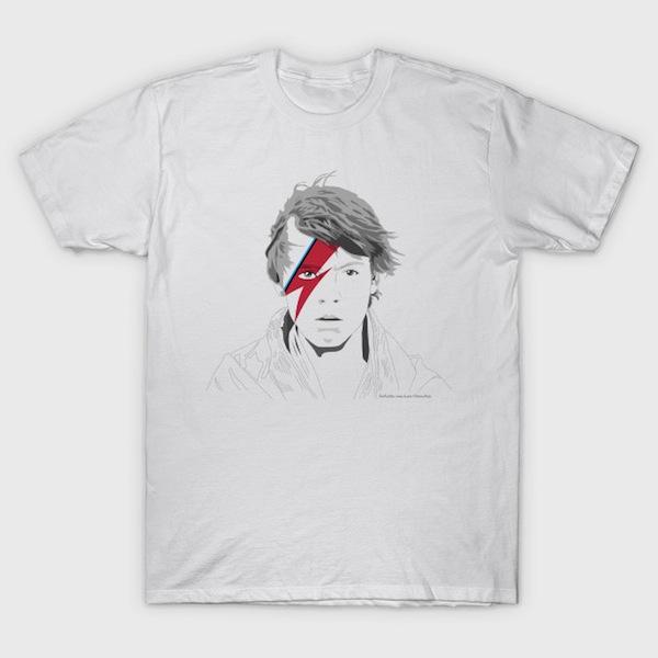 Rebel Rebel - Luke Skywalker T-Shirt