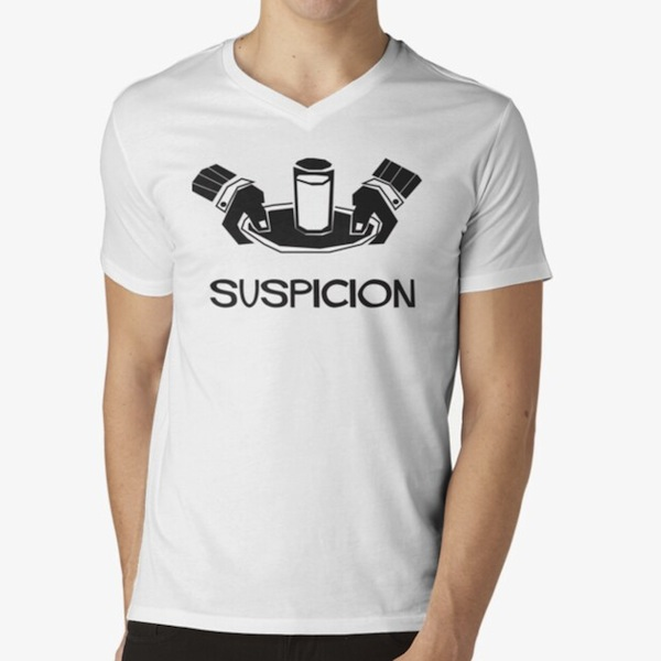 Suspicion - by Jordi Sabate
