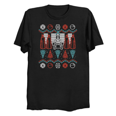 A Dark Mind - Star Wars Christmas T-Shirt