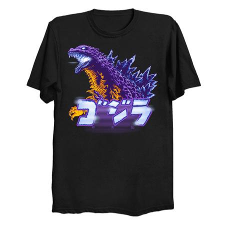 Atomic Death - King Kaiju T-Shirts