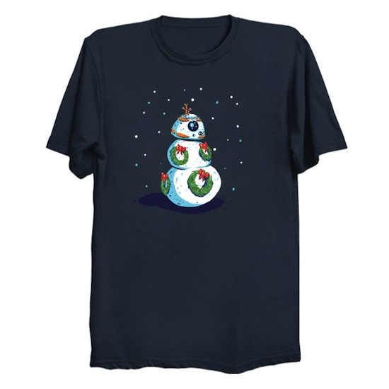 BB the Snowdroid Tee