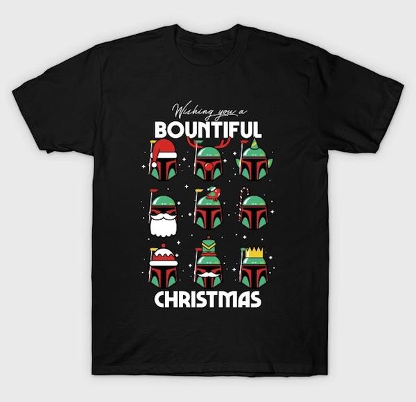Bountiful Christmas - Star Wars Christmas Apparel
