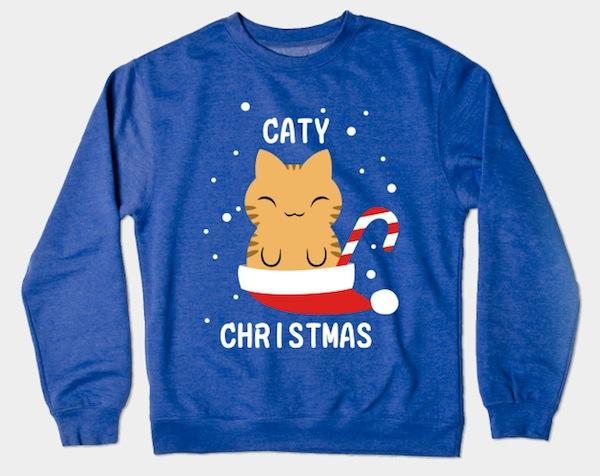 Caty Christmas Sweaters – by albertocubatas
