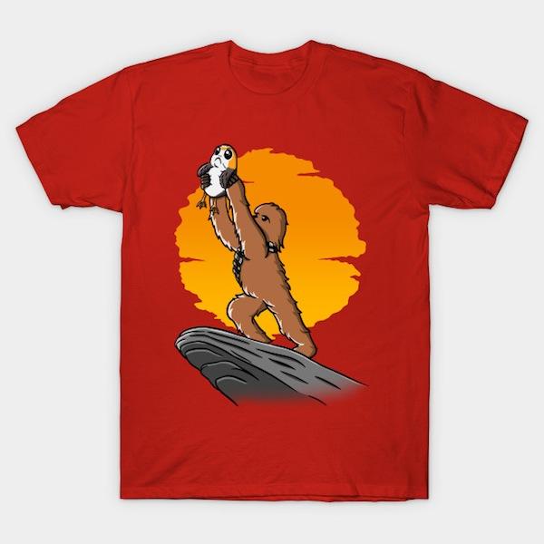 Chewie King T-Shirt