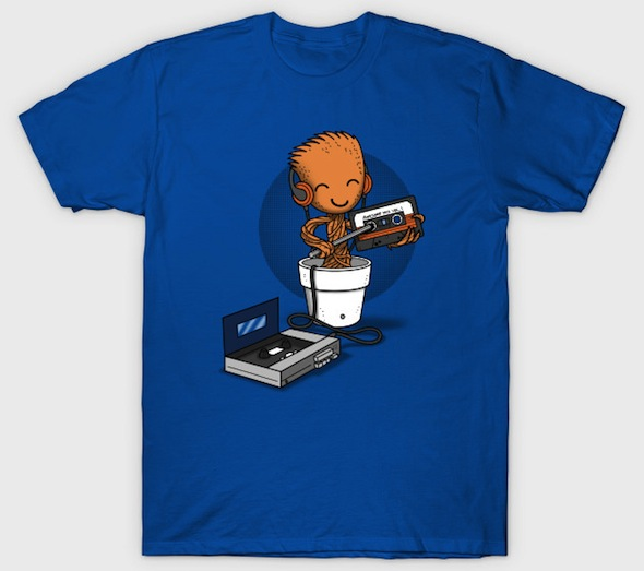 Do it the old fashioned way - Music Groot T-Shirts