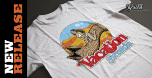 Vacation Arrakis – Funny Dune T-Shirt