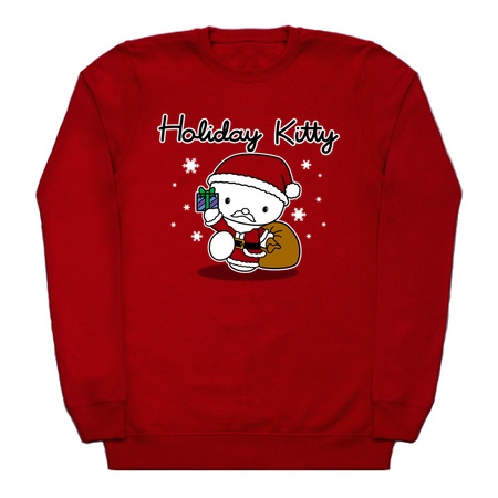 Holiday Kitty Apparel - by Boggs Nicolas