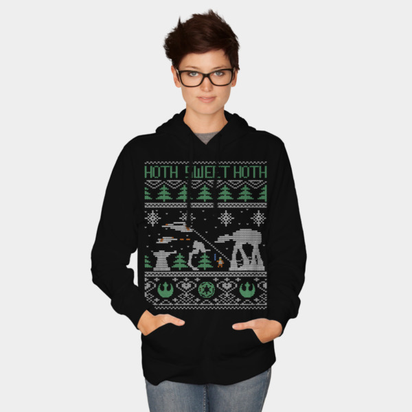 Hoth-Sweet-Hoth Star Wars Sweater