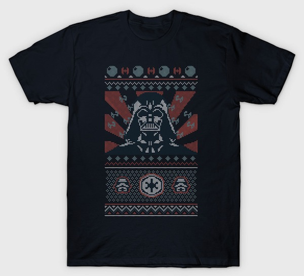 Imperial Holiday - Star Wars Xmas T-Shirt