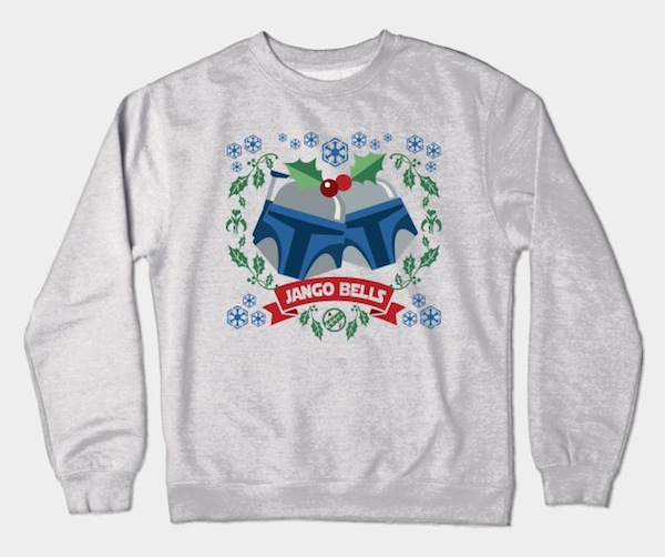 Jango Bells – Star Wars Christmas Sweater