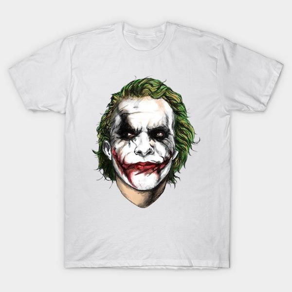 Joker - Sketch Style - by SamGreenArtist
