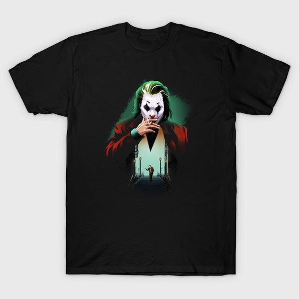 Joker Tees - by Panosstamo