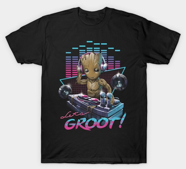 Let's Groot – by vincent021