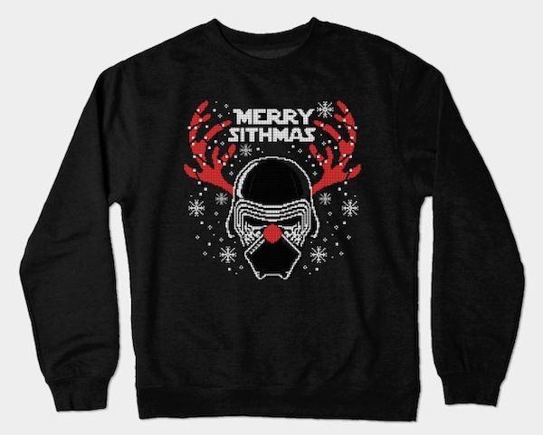 Merry sithmas christmas ugly sweater