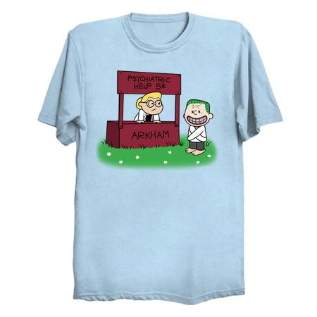 Psychiatric Help! - Joker & Harley T-Shirts